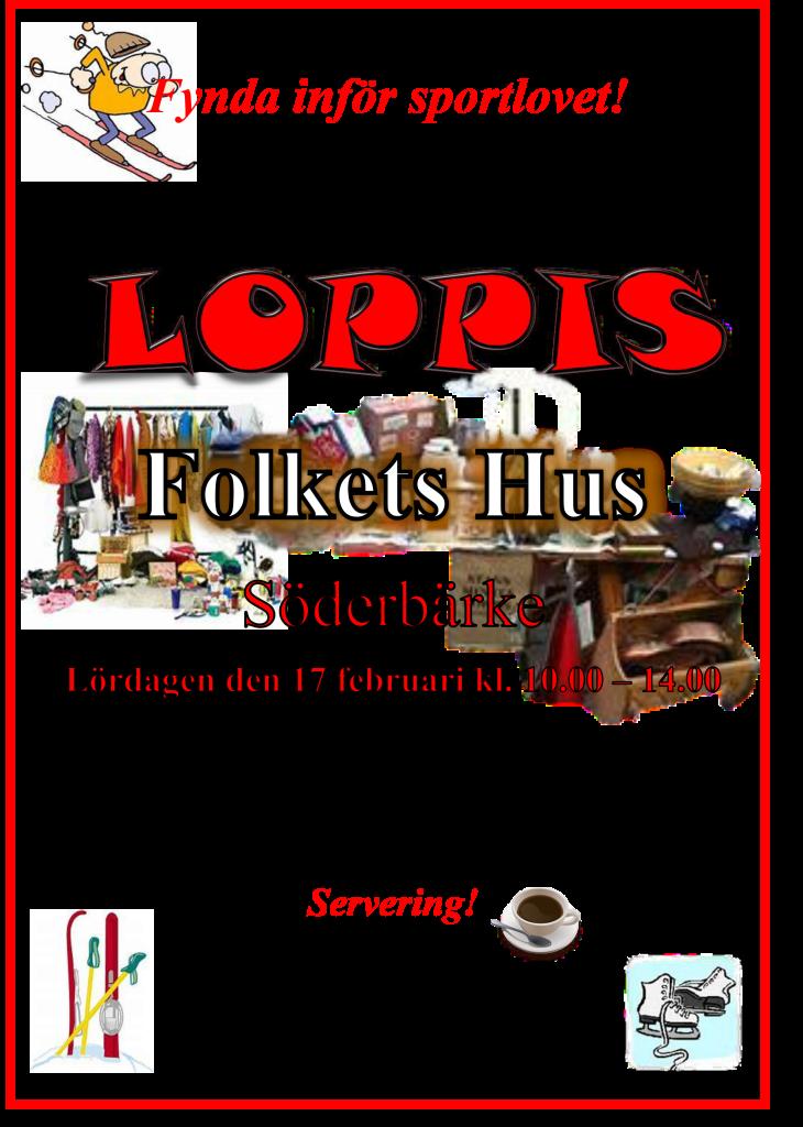 Loppisaffisch 2018-02-17